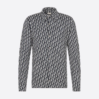 DIOR HOMME - DIOR 20AW Oblique Cotton Shirts 横浜流星さん着用