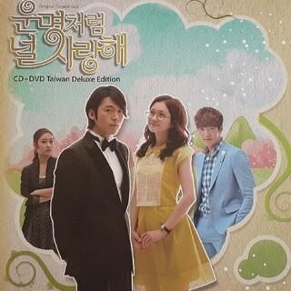 OST 韓流ドラマ【運命のように君を愛してる】2枚組(テレビドラマサントラ)