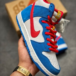 "Nike SB Dunk High Pro Iso ""Photo Blue"" (スニーカー)"