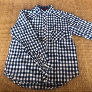 ギャップ(GAP)の子供服 長袖シャツ GAP(Tシャツ/カットソー)