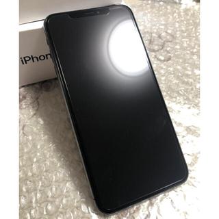 アイフォーン(iPhone)のiPhone XS MAX 64GB SIMフリー 物理SIM 2枚(スマートフォン本体)