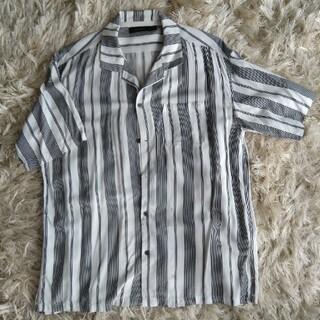 レイジブルー(RAGEBLUE)のレイジブルー   レーヨン半袖シャツ (シャツ)