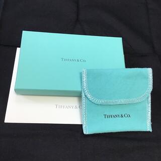 Tiffany & Co. - ティファニー 箱と袋