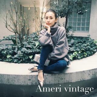 Ameri VINTAGE - アメリヴィンテージ  Ameri vintage タートル スウェット