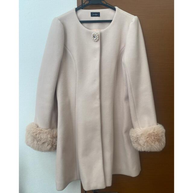 evelyn(エブリン)のevelyn コート 2019 レディースのジャケット/アウター(ロングコート)の商品写真