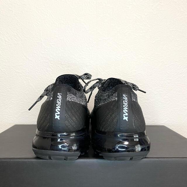 NIKE(ナイキ)の希少!超美品 NIKE AIR VAPORMAX フライニット オレオ 24cm レディースの靴/シューズ(スニーカー)の商品写真