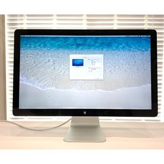 Apple - Apple Thunderbolt Display MC914J/A  27
