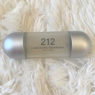 CAROLINA HERRERA - 212 オードトワレ 【箱なし】