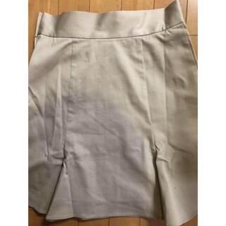 バナーバレット(Banner Barrett)のバナーバレット Banner Barrett フレアスカート 膝丈 38(ひざ丈スカート)