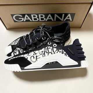 ドルチェアンドガッバーナ(DOLCE&GABBANA)の新品未使用!送料込み★Dolce & Gabbana★ns1 sneakers(スニーカー)