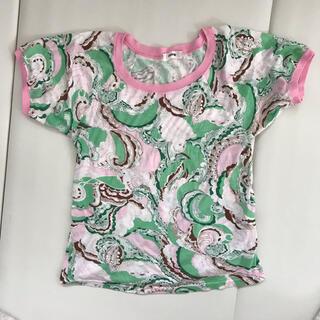 ズッカ(ZUCCa)のzucca Tシャツ ペイズリー柄  美品(Tシャツ(半袖/袖なし))