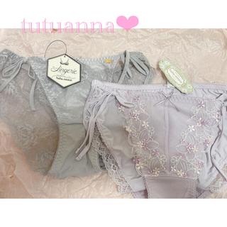 tutuanna - tutuanna❤︎新品 上品ショーツセット M size