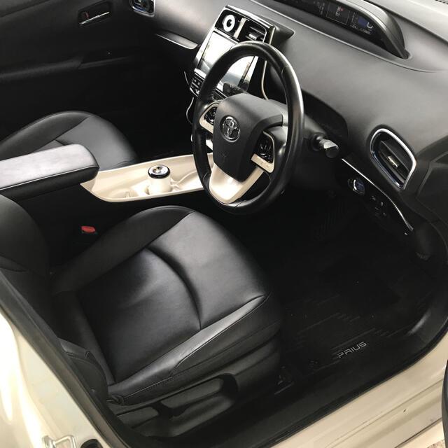 トヨタ(トヨタ)の平成28年 トヨタ ZVW51  プリウス Aツーリングセレクション モデリスタ 自動車/バイクの自動車(車体)の商品写真