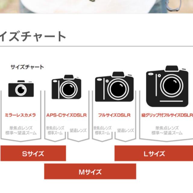 Nikon(ニコン)のPEAK DESIGN SHELL ピークデザイン カメラシェル SH-M1 スマホ/家電/カメラのカメラ(デジタル一眼)の商品写真