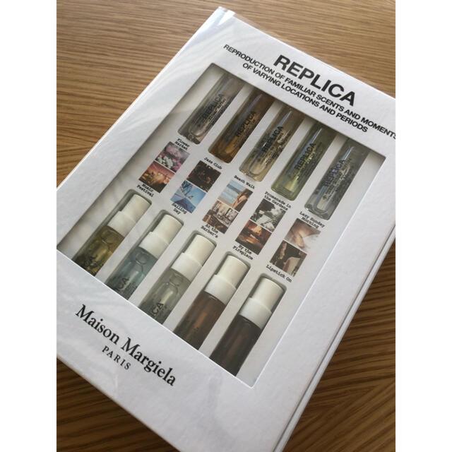 Maison Martin Margiela(マルタンマルジェラ)の【再値下げ】Maison Margiela レプリカ メモリーボックス コスメ/美容の香水(ユニセックス)の商品写真