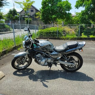 カワサキ - 【車体】バリオス1型 不動 レストアベースに!