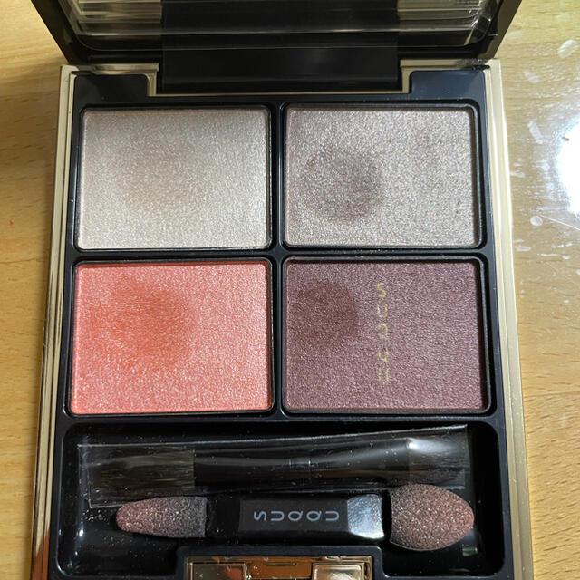 SUQQU(スック)のスック デザイニングカラーアイズ 光橙花 コスメ/美容のベースメイク/化粧品(アイシャドウ)の商品写真