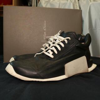 リックオウエンス(Rick Owens)のrick owens level runner low SE adidas(スニーカー)
