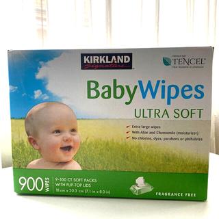 コストコ(コストコ)のコストコ お尻拭き Baby Wipe 900枚(ベビーおしりふき)