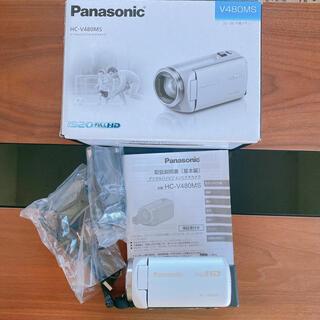 Panasonic - 【超美品】Panasonic ビデオカメラ HC-V480MS