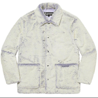 Supreme - Supreme 2-Tone Faux Fur Shop coat