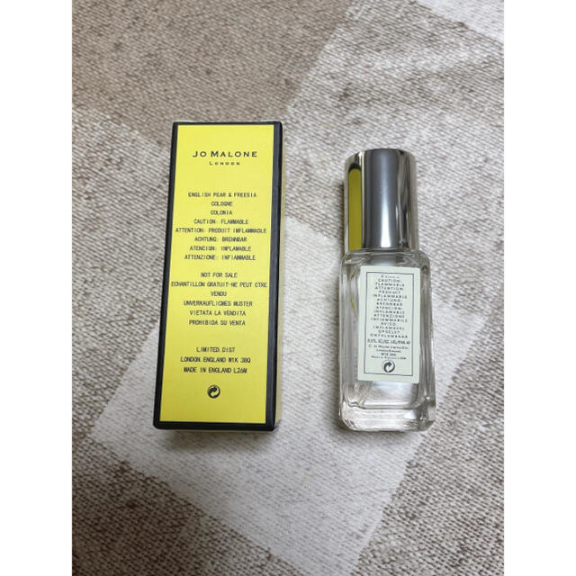 Jo Malone(ジョーマローン)のジョーマロン 香水 イングリッシュペアー 9ml コスメ/美容の香水(香水(女性用))の商品写真