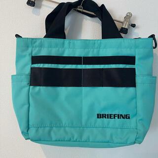 ブリーフィング(BRIEFING)のBRIEFING aqua ブリーフィング ゴルフ トートバッグ AQUA(トートバッグ)
