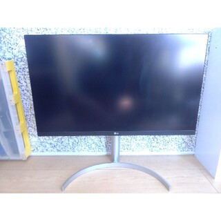 エルジーエレクトロニクス(LG Electronics)のLG 27UL850-W(ディスプレイ)