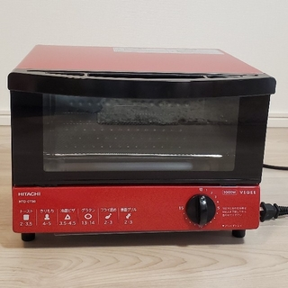ヒタチ(日立)のHITACHI オーブントースター(その他)