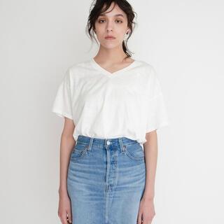 リーバイス(Levi's)の【新品タグ付き】リーバイス Tシャツ ホワイトM(Tシャツ(半袖/袖なし))