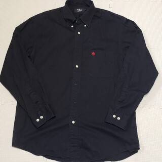 POLO RALPH LAUREN - POLO BCS 刺繍ワンポイントロゴ 長袖シャツ