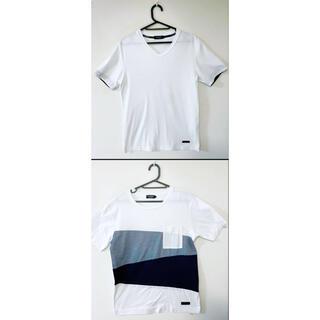 ブラックレーベルクレストブリッジ(BLACK LABEL CRESTBRIDGE)のブラックレーベルクレストブリッジ Tシャツ 2セット(Tシャツ/カットソー(半袖/袖なし))