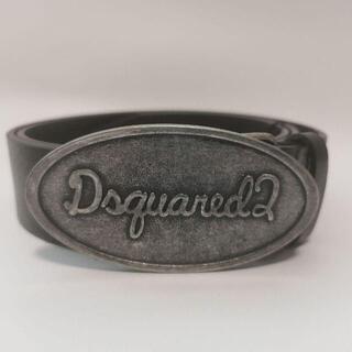 ディースクエアード(DSQUARED2)の【新品未使用】Dsquared2 ベルト ブラック(ベルト)