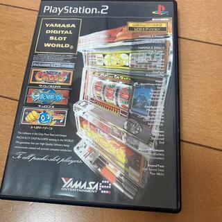 ヤマサ(YAMASA)のスロット PS2(家庭用ゲームソフト)