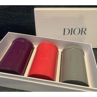 ディオール(Dior)のディオール 非売品 キャニスターセット(その他)