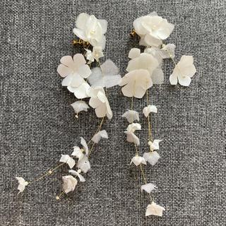 【美品】オルガブランカ orgablanca SOWA earring