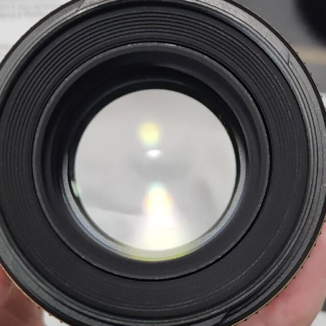 PENTAX(ペンタックス)のSMC PENTAX DA★55mm F1.4 sdm Kマウント スマホ/家電/カメラのカメラ(レンズ(単焦点))の商品写真