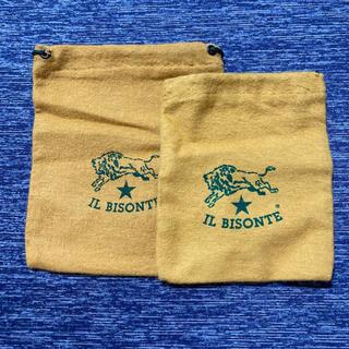 イルビゾンテ(IL BISONTE)のイルビゾンテ 保存袋(ポーチ)