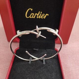 カルティエ(Cartier)の❀素敵❀レディース カルティエ Cartier  ピアス (ピアス)
