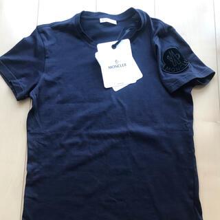 モンクレール(MONCLER)のモンクレール 新品ロゴTシャツ(Tシャツ(半袖/袖なし))
