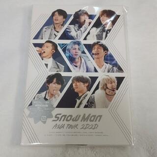 Snow Man ASIA TOUR 2D.2D. Blu-ray 通常盤
