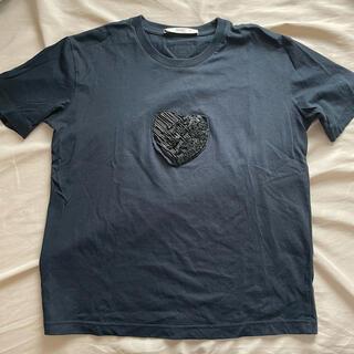 PRADA - PRADA Tシャツ ビーズ