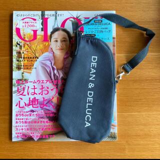 ディーンアンドデルーカ(DEAN & DELUCA)のDEAN&DELUCA 保冷ボトルケース グロー 雑誌 セット(ファッション)