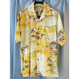 サンサーフ(Sun Surf)のPau Hana ハワイ製 アロハシャツ Sサイズ(シャツ)