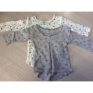 イオン(AEON)の95 肌着 シャツ 暖か 厚手 2枚セット(下着)