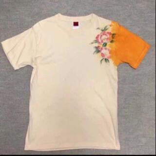 UNIQLO - 手描き 手染め Tシャツ