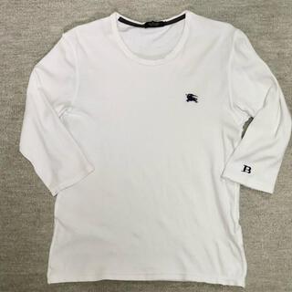 BURBERRY BLACK LABEL - 七分Tシャツ