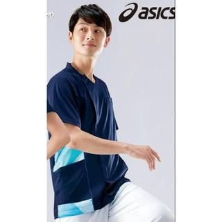 アシックス(asics)の新品★  asics メンズスクラブ   (Mサイズ)(Tシャツ/カットソー(半袖/袖なし))