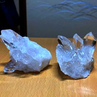 超浄化 トマスゴンサガ産 マスタークリスタル セット❤️ パワーストーン 天然石