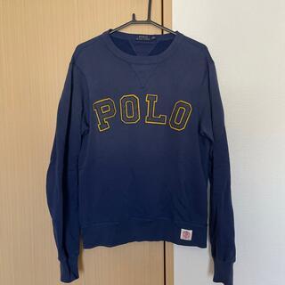 ポロラルフローレン(POLO RALPH LAUREN)の美品 POLO RALPH RAUREN スウェット S(スウェット)